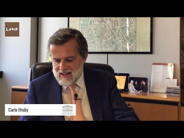 La protezione del patrimonio cultura nasce dalla conoscenza - Carlo Hruby (Fondazione Hruby)