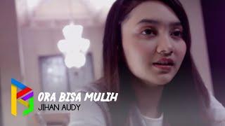 Gambar cover Jihan Audy - Ora Iso Mulih (Official Music Video)