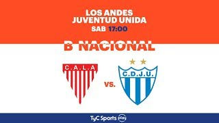 Los Andes vs Juventud Unida Gualeguaychu full match