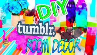 DIY Room Decor: Tumblr Inspired!