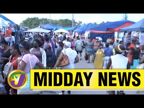 Covid-19 Cases, Deaths Climbing | Let It Sink In, Jamaica | TVJ News