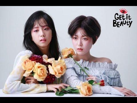 [Blackpink Jisoo Cut] Behind The Scene of Get It Beauty Photoshoot