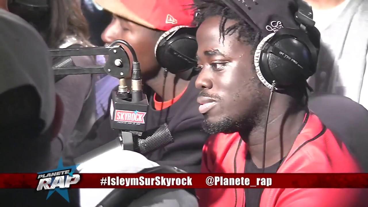 S.Pri Noir - Freestyle #4 (Extrait Planète Rap)