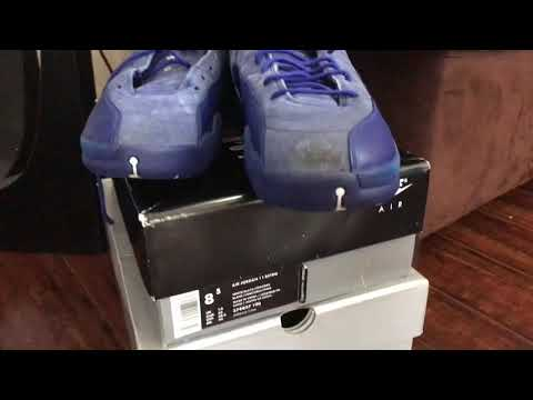 How I clean sneakers before I sell