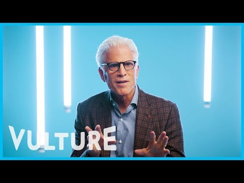 Ted Danson on Why The Good Place Is Really About Ethics