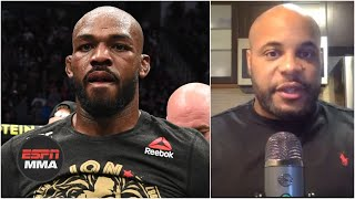 Daniel Cormier: Jon Jones is serious about giving up his light heavyweight title | DC & Helwani