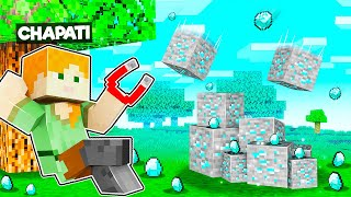 LOGGY SELLING DIAMOND MINING PET | MINECRAFT
