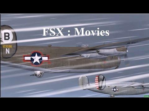FSX : Consolidated B 24 Liberator