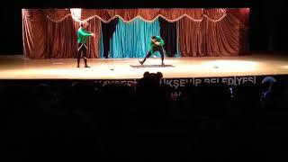MADAGASKAR SİRKİ KAYSERİ'DE - Harika gösteriler