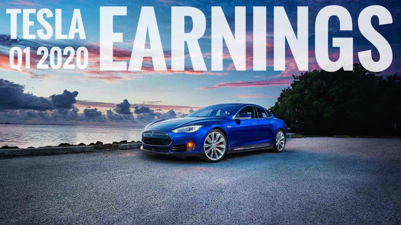 Tesla Stock Jumps As Earnings Smash Estimates, Revenue Misses ...