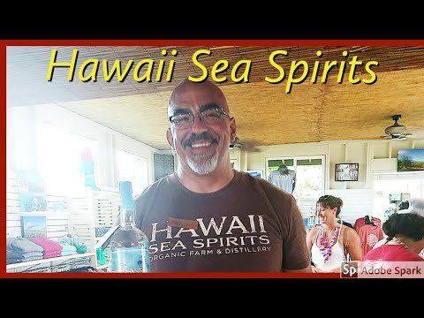 Hawaii Sea Spirits. Maui Craft Tours of Organic Vodka and Rum in Maui