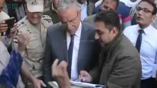مصر العربية | محافظ المنيا يفتتح مبني وجراج الوحدة المحلية لقرية ميانة بمغاغة