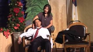 Bible Baptist Church, National City, California Christmas Musical Drama Part 2A