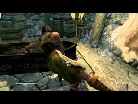 Skyrim - Laid to Rest Walkthrough (Complete)