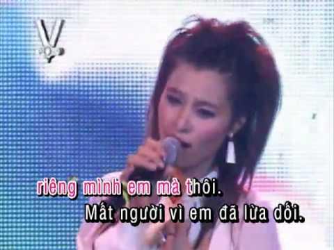Dong Nhi - Loi Thu Toi Ngot Ngao (Karaoke)