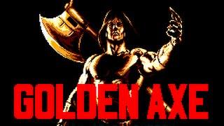 Master System Longplay [026] Golden Axe