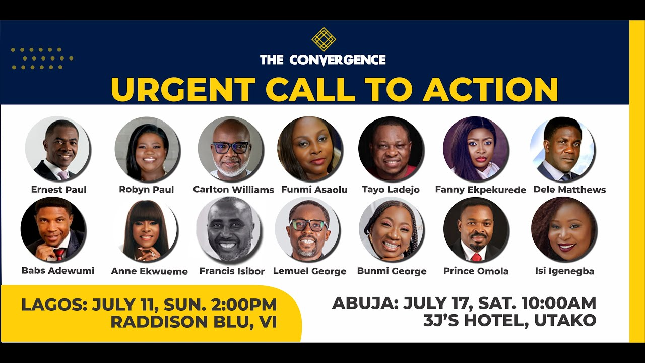 Download The Convergence (Lagos)
