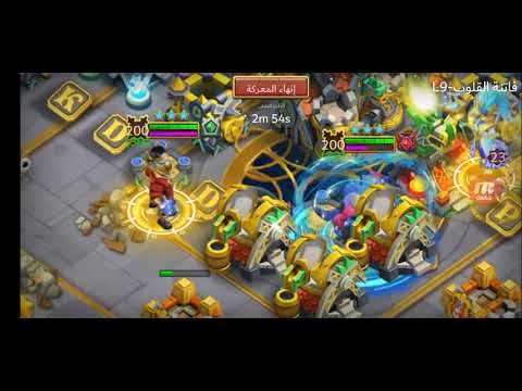 Castle Clash: Auto Proc Heroes With Empower Insignia Wicked Armor Talent