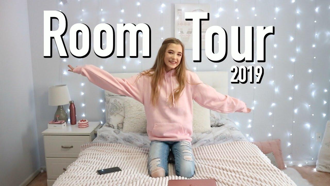 Teen Room Tour 2019 Youtube