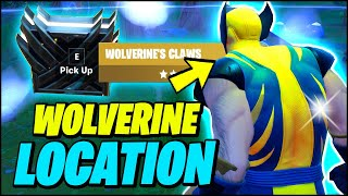 WOLVERINE BOSS LOCATION (Fortnite)