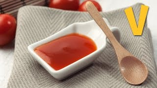 Chinese sweet and sour sauce | The Vegan Corner
