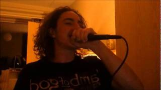 Lamb of God - Descending vocal cover (No backing vocals)