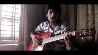 Anuraagathin Velayil - Thattathin Marayathu - Acoustic cover by Jyothi Krishna