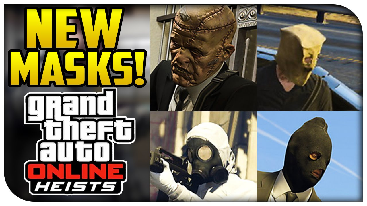 Gta 5 all masks online dating. Dating for one night.