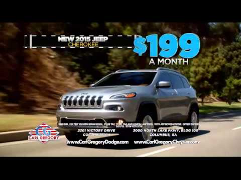 Carl gregory chrysler jeep dodge columbus ga