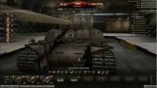 World of Tanks - M6 Tier 6 Heavy Tank - We Meet At Last
