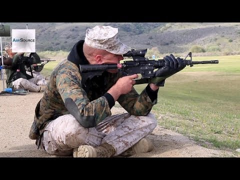 Marine Corps Western Division Shooting Competition