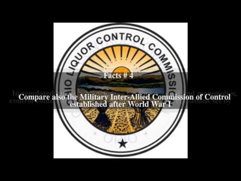 Control commission Top # 8 Facts