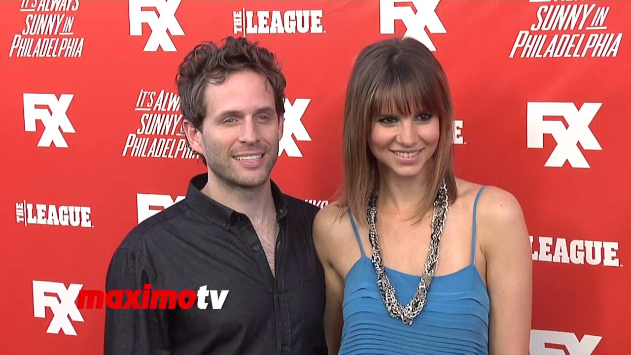 "Glenn Howerton and Jill Latiano FXX ""It's Always Sunny in ..."