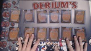 Derium's August Grab Bag