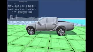 Repeat youtube video Vehicle Physics Pro (alpha) in Unity 5 preview