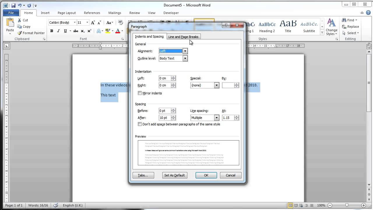 how to get rid of border lines in microsoft word