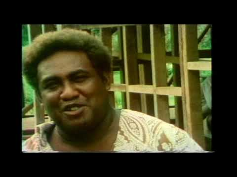 Solomon Islands - Low Cost Housing in the Solomons (French Audio)
