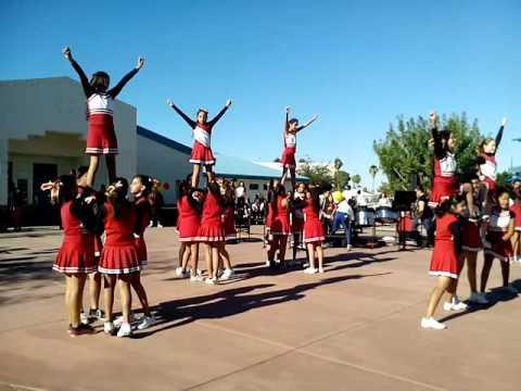 Sevilla west Cheerleaders