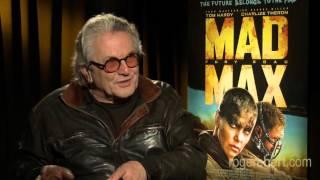 Best Director Oscar Nominee George Miller Talks To Katherine Tulich