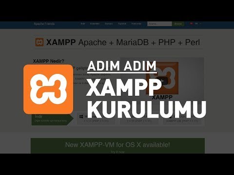 How to Install XAMPP Server (PHP, Apache, MySQL) on Windows from YouTube · Duration:  8 minutes 47 seconds
