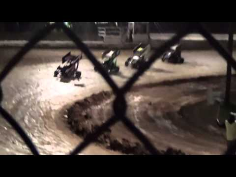 ACMS 600 sprints Path Valley Speedway 5-2-2015