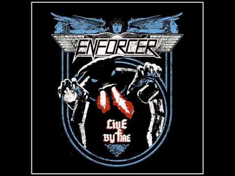 ENFORCER - LIVE BY FIRE CD
