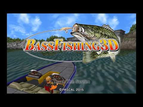 Bass Fishing 3D Free 1