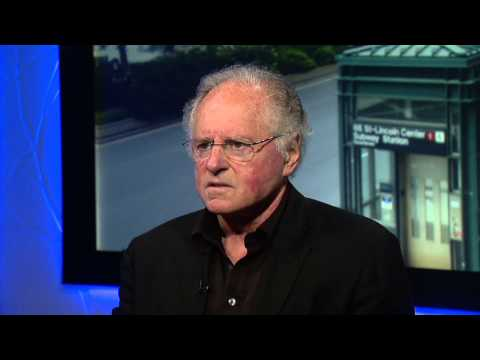 Warner Wolf on Career as a Sportscaster