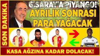 Galatasaray 'a Müjde! I İşte Bonservis Bedeli... I Son DAKİKA...