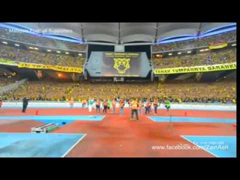 Chant Ultras Malaya - Sehati sejiwa