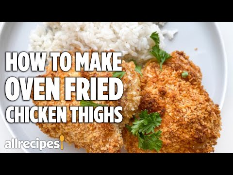 """how-to-make-oven-""""fried""""-chicken-thighs-