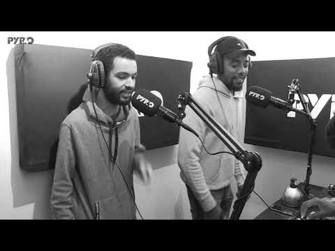 Oblig B2B Selecta Impact With Marger & Jay Amo - PyroRadio - (17/10/2018)