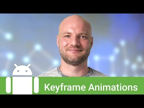 Keyframe Animations with ConstraintLayout and ConstraintSet