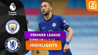 ZIYECH SCOORT IN ENGELSE KRAKER! 🤗 | Man City vs Chelsea | Premier League 2020/21 | Samenvatting